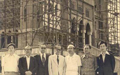 중앙성원건축중